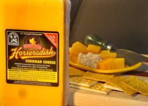 Horseradish Cheddar 8oz