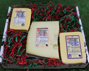 Edelweiss 3-Cheese Gift Box