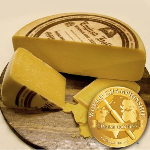 English Hollow Cheddar
