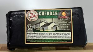 10 Year Special Reserve Black Wrap Cheddar 20oz