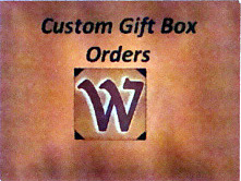 Custom Gift Box Orders