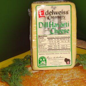 Edelweiss Dill Havarti 6oz-8oz