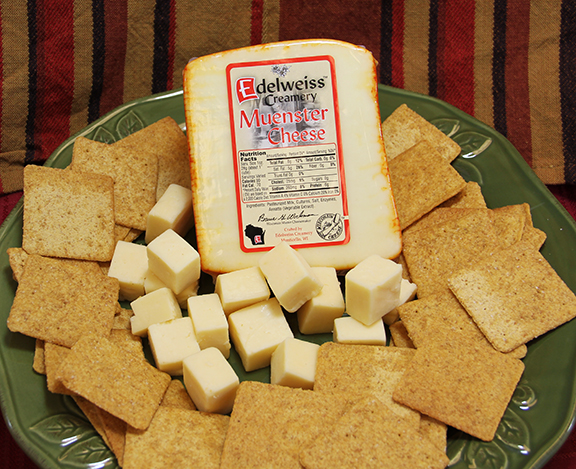 Muenster Cheese 6oz-8oz
