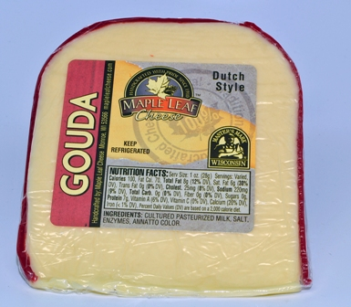 Red Wax Gouda 8oz