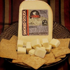 Naturally Smoked Gouda 8oz